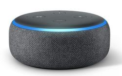 Amazon Echo Dot 3. gen Charcoal