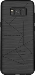 Nillkin Magic puzdro QI pre Samsung Galaxy S8, čierna