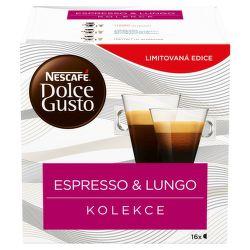 Nescafé Dolce Gusto Espresso&Lungo Mix Box (16ks)