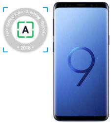 Samsung Galaxy S9 Dual SIM 64 GB modrý