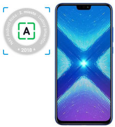 Honor 8X 64 GB modrý