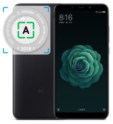 Xiaomi Mi A2 64 GB čierny