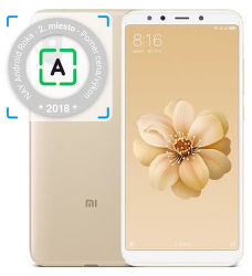 Xiaomi Mi A2 64 GB zlatý