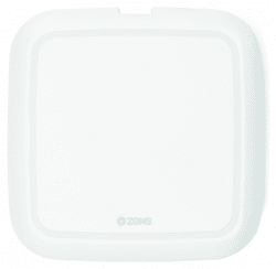 Zens bezdrôtová nabíjačka 10 W, biela