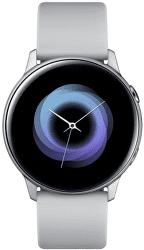 Samsung Galaxy Watch Active strieborné