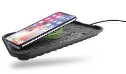 Cellular Line Fast Charge Cradle podložka s bezdrôtovým nabíjaním, čierna