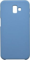 Mobilnet silikónové puzdro pre Samsung Galaxy J6+, modrá