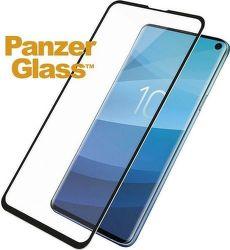 PanzerGlass tvrdené sklo pre Samsung Galaxy S10e, čierna