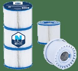 NetSpa 3 kartušové filtre