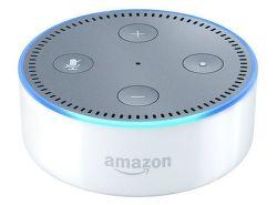 Amazon Alexa hlasový asistent