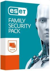 ESET Family Pack 4PC/18
