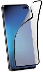 SBS Flexi ochranné sklo pre Samsung Galaxy S10+, čierna