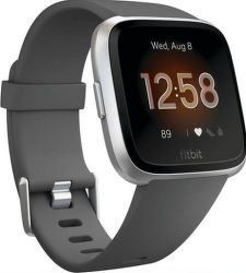 Fitbit Versa Lite sivé