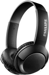 Philips Bass+ čierne