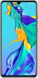 Huawei P30 128 GB bledomodrý