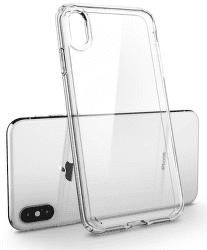 Spigen Ultra Hybrid puzdro pre Apple iPhone Xs Max, transparentná
