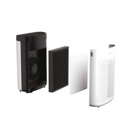 3 úrovňová filtrace Rowenta PU2530F0 Pure Air