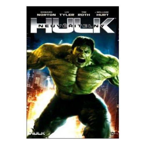Neuveriteľný Hulk (2008) - DVD film