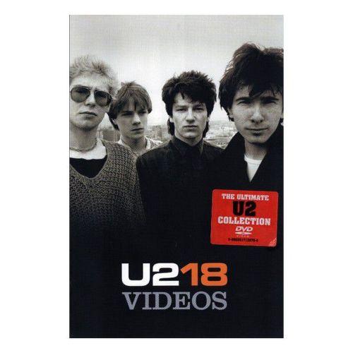 DVD H - U2 - 18 VIDEOS