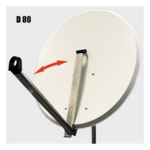 PARABOLA D80 cm Click Clak, železo