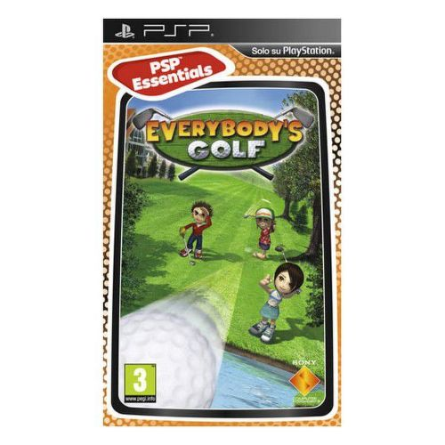 PSP - EVERYBODY'S GOLF (ESSENTIALS)