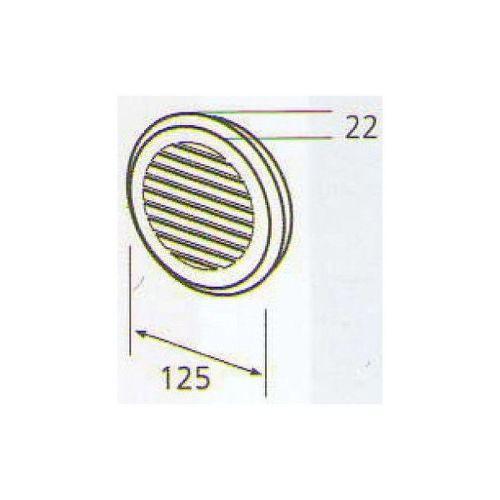 ELICA 1052 S, plastove rozvody 125mm