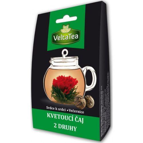 VELTATEA Kvitnúci čaj MIX Zelený 2x6g, caj