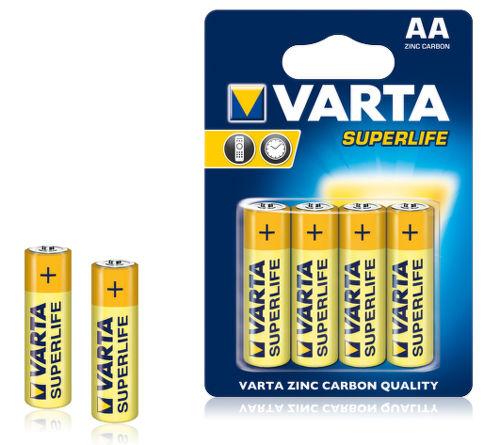 VARTA SUPER LIFE 2006/4 AA