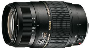 TAMRON AF 70-300mm F/4-5.6 Di pre Nikon LD MACRO 1:2