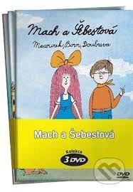 DVD Mach a Šebestová