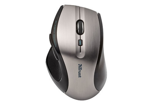 TRUST MaxTrack Wireless Mini Mouse
