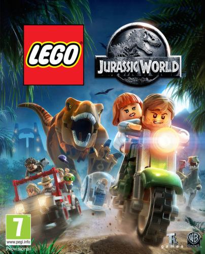 LEGO Jurassic World - hra pro PS3