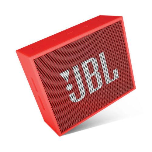 JBL GO (červený) reproduktor