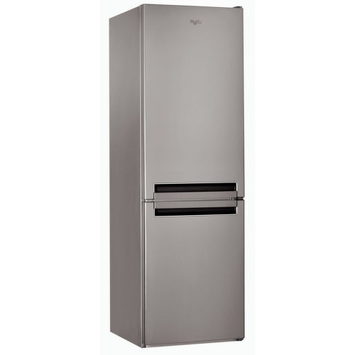 WHIRLPOOL BSNF 8121 OX - nerezová kombinovaná chladnička