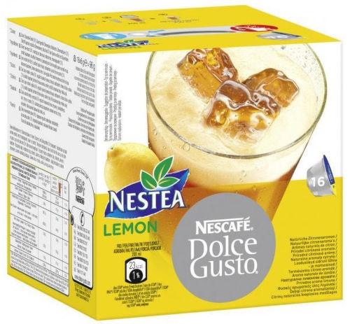 NESCAFE Nestea Lemon, kapsulovy caj