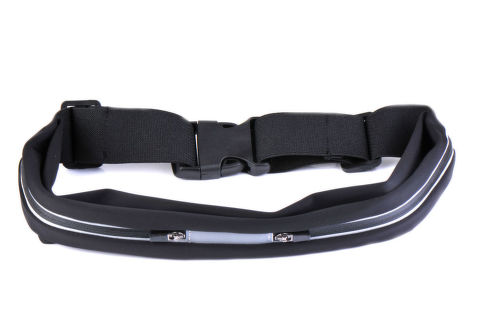 Winner Running belt (čierny)