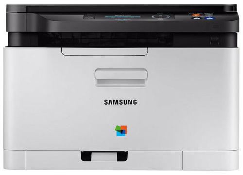 SAMSUNG AIO SL-C480W barevná laserová multifunkční tiskárna