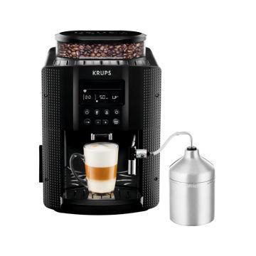 KRUPS EA816031 Pisa Black+ XS6000 Autocappuccino, Plnoautomatický kávovar