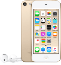 Apple iPod Touch 32GB (zlatý)