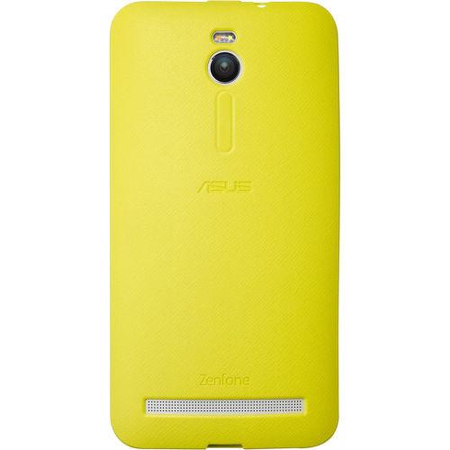 ASUS Bumper Case ZenFone 2,  ZE550ML/ZE551ML (žluté) - pouzdro