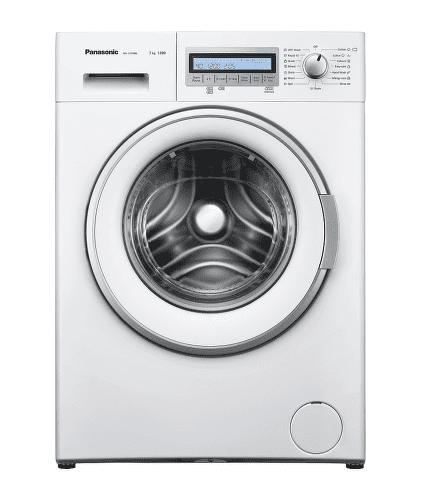 PANASONIC NA-127VB6WGN, biela práčka plnená spredu