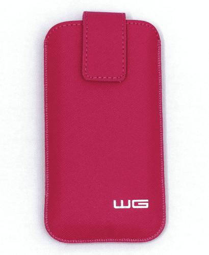 Winner púzdro Pure pre iPhone 6 Plus vel. 18 (ružové)