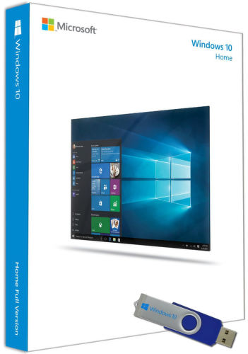 Microsoft Windows 10 Home SK USB (KW9-00257)