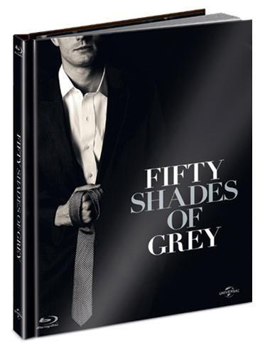 Padesát odstínů šedi - Blu-ray film