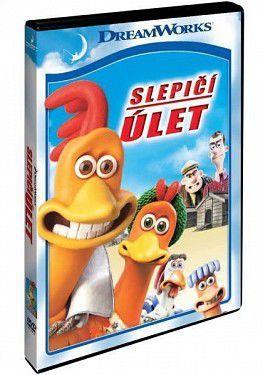 Slepačí úlet - DVD film