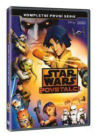 Star Wars: Povstalci 1. série - 3DVD