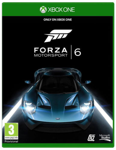 Forza Motorsport 6 - hra pro XBOX ONE