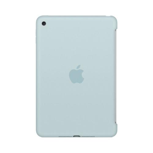 APPLE iPad mini 4 Silicone Case - Turquoise MLD72ZM/A