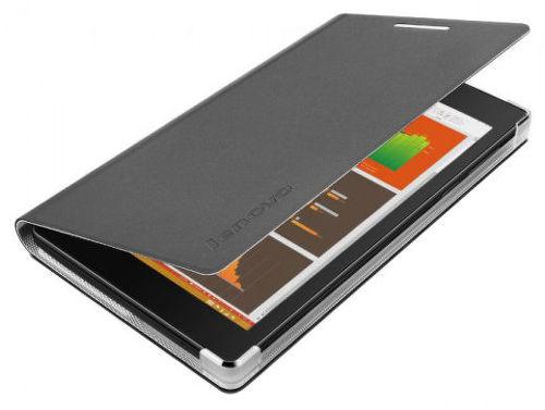 Lenovo TAB 2 A7-10 Folio Case and Film (pouzdro + fólie) - šedá (ZG38C00000)