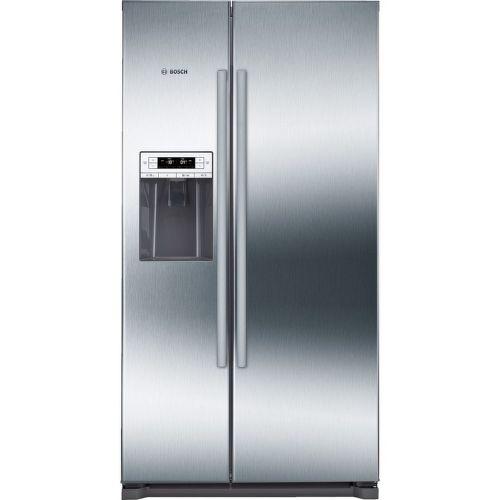 Bosch KAD90VI20 - nerezová americká chladnička